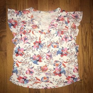Meadow Rue for Anthropologie Blouse